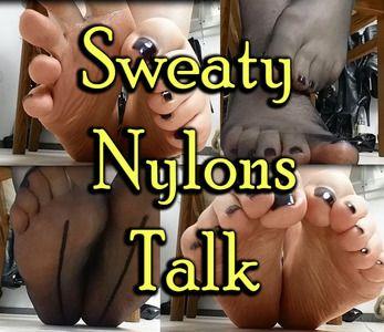 64390 - Sweaty Nylons Talk
