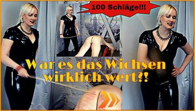 70383 - 100 stokes - jerk off caning