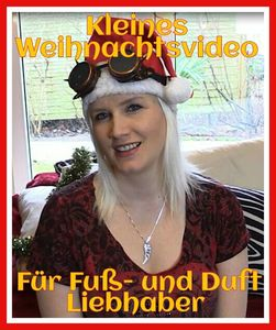 72105 - Christmas clip for foot- and sockslover