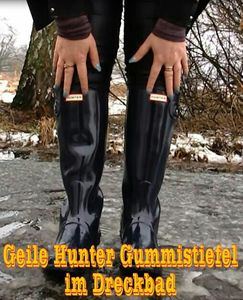 74614 - Sexy Hunter rubber boots