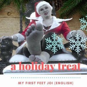87184 - My first Feet Joi Clip