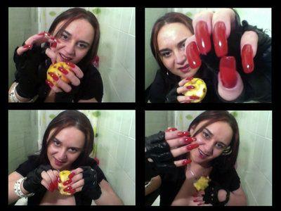 45086 - My Fingernail's Lethal Power