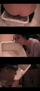 46029 - Ass Bath Drinking with Spits