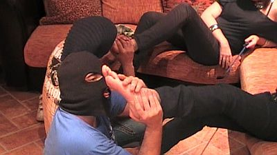 38564 - Stinky Feet Party Part 2