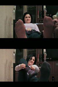 43216 - Socks & Nylon After Gym