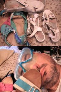 68984 - Smelly Shoes