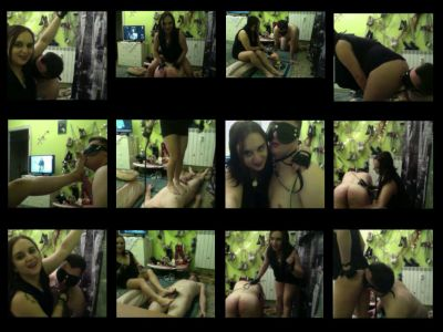 69712 - A Whole BDSM Session With Mistress Melissa (mp4)