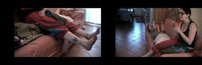 88620 - Human Ashtray & Human Furniture