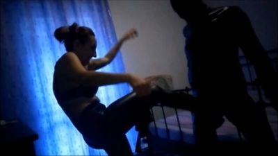 92004 - Ball Kicking and Hammer Torture (mp4)