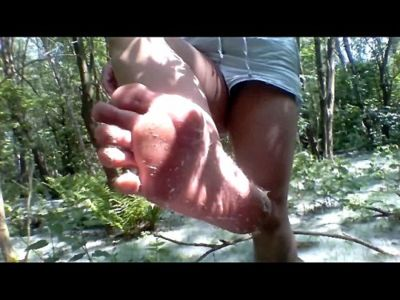92857 - Cottonwood Hell (Dirty Feet Humiliation POV)