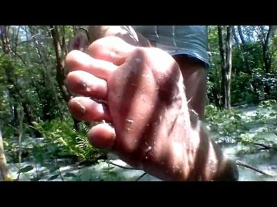 92858 - Cottonwood Hell (Dirty Feet Humiliation POV) - mp4
