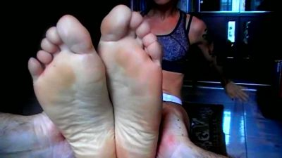 93687 - The Personal Foot-Fetish Trainer