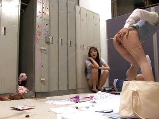 59999 - Jealous Office Ladies Ganged up on new girl!