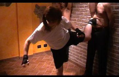42141 - Punching and Kicking Galore