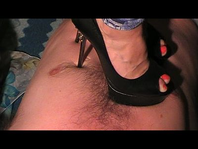 44607 - Stomach vs High Heels