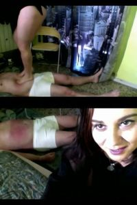 52373 - Mistress Melissa Stomps Hard
