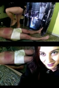 52375 - Mistress Melissa Stomps Hard