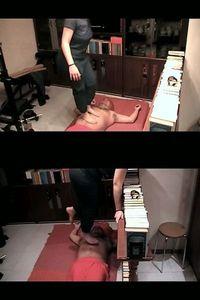 62828 - Human Step & Belly Trampoline