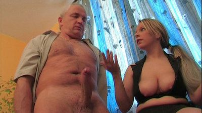 37602 - Angry Girl Denial Handjob