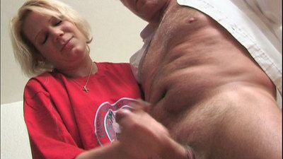 37627 - Strict Denial Training Handjob