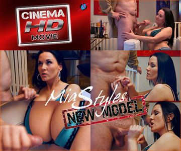 42659 - Mia Styles first Denial Handjob - SHORT VERSION HD 720p - Produced by Twawer