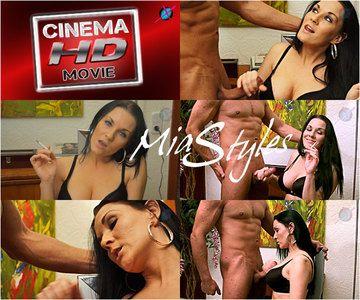43125 - Mia Styles Smoking Denial Handjob