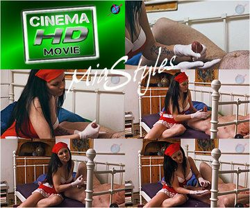 43493 - Nurse Mia Styles Glove Job - SHORT VERSION HD 720p - Produced by Twawer