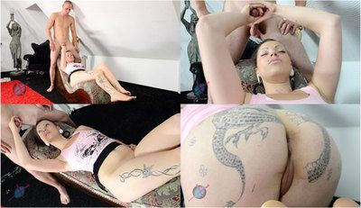 59068 - Punk Girl Handjob Action