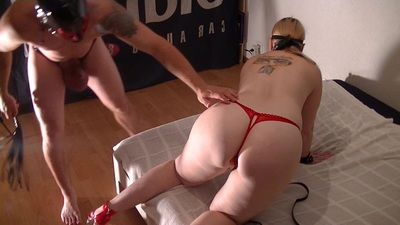 38960 - New BDSM Set-Candy is submissive!!