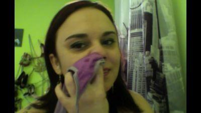 57095 - Panties To My Nose