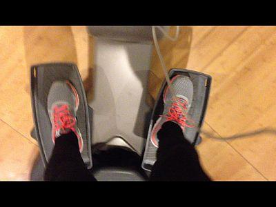 44685 - Pedal Pumping Workout