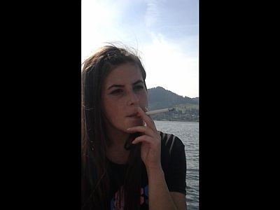 45374 - Smoking in the Pedalo Boat