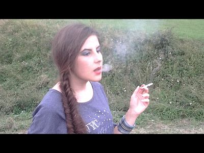 54778 - Smoking Alone On The Top Of The Hill