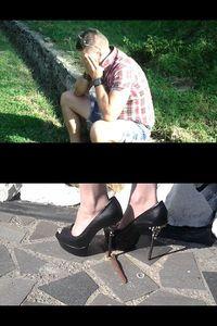 63604 - His Gift Rubbish To Crush Underfoot!