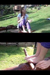 65500 - Smoking Barefoot