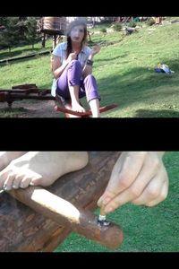 65501 - Smoking Barefoot