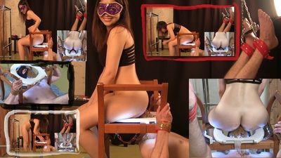 87157 - Exclusive Shit! Princess Mia again came up with another torture for her slave - Camera 2