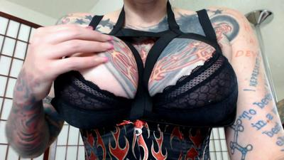 54063 - H Cup Titty Brainwash: My Huge Tits Mind Fuck You