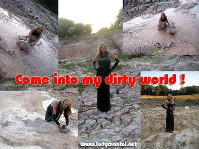 24613 - Chantal Sado in Muddslave Part 1