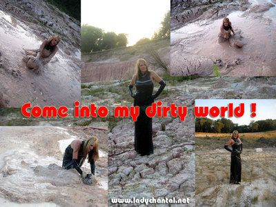 24614 - Chantal Sado in Muddslave Part 2