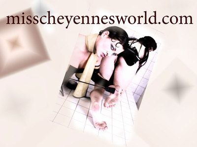 28699 - Miss Cheyenne in Flittchen, Slavegirl Training 2