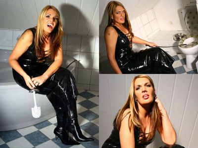 30641 - Domina Lady Chantal Sado in  Slavehold 2