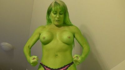 47127 - Erica's Hulk-Out Breakup