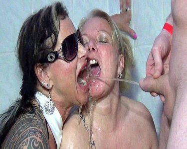 59435 - Jessy and Rosella's Piss-Bang! Part 4!!
