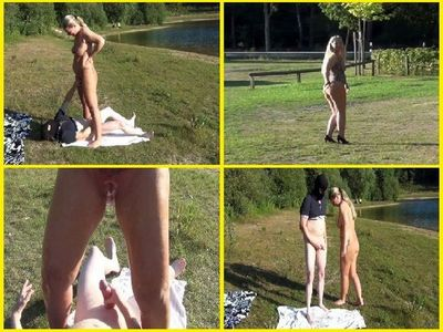62690 - Slave task: public wanking with cumshot!