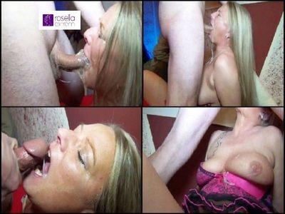 67807 - Extreme-Public-Vomit-Deepthroat!