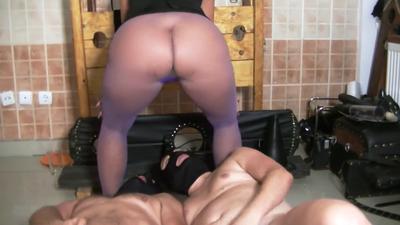 142296 - Andreea and slaves bisex sluts and poo