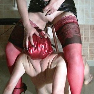 79723 - Goddess Andreea bdsm and piss drinking