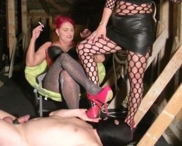 94561 - Mistress Andreea and Nicolle are back part 1