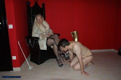 106919 - Shoe Worship 21